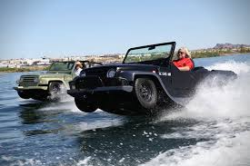 water jeep watercar panther amphibious jeep hiconsumption