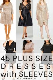 plus size dresses for weddings 36 plus size wedding guest dresses with sleeves webb