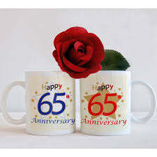 65th anniversary gift 65th wedding anniversary gift for parents grand