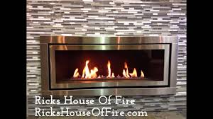 ricks house of fire is a fireplace company near tulsa ok youtube