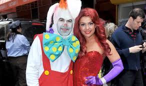 Halloween Costumes Jessica Rabbit Halloween Costumes Celebrity Halloween Costumes Womansday