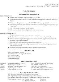 Air Force Resume Samples by Functional Resume For A Flight Engineer Susan Ireland Resumes