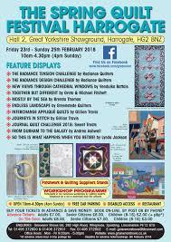 spring quilt festival harrogate
