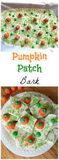 easy pumpkin patch bark recipe bark recipe barking f c and