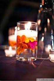 Vases With Floating Candles 30 Ideas For Summer Decorating With Beautiful Flowers And Candles