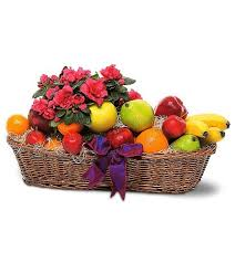 virginia gift baskets plant and fruit basket in alexandria va the virginia florist