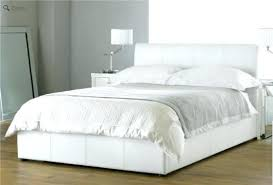 bed frames white white bed frame king single u2013 successnow info