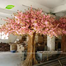 wedding wishing trees gnw bls047 wedding wishing tree artificial flower trees