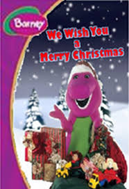 Barney Three Wishes Video On by We Wish You A Merry Christmas Video Battybarney2014 U0027s Version
