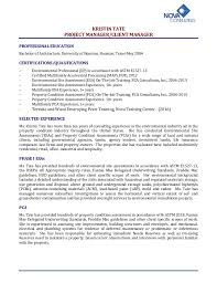 On The Job Training Resume by Kristin Tate Nova Resume