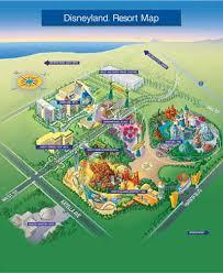 disneyland california adventure map disneyland theme parks disneyland park california