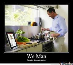 Men Cooking Meme - kitchen man by naraotor meme center