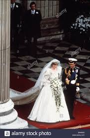 the wedding of prince charles and lady diana spencer on 29th july