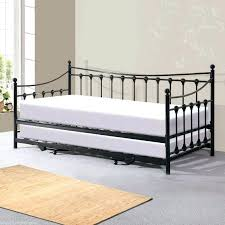 Metal Daybed Frame Modern Metal Daybed Metal Daybed Fabulous Day Bed With Trundle