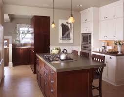 Painted Kitchen Backsplash Kitchen Cabinet Mission Style Storage Cabinet Cement Tile