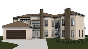 Two Storey Floor Plan Modern Tuscan Home T337d Floor Plans Collection Nethouseplans