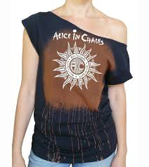 in chains sun s offshoulder by rerockedshirts