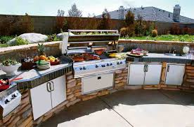 Patio Kitchen Islands Outdoor Kitchen Islands Charming Bricks Luxury Outdoor
