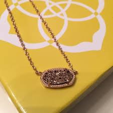 necklace brand images Rose gold kendra scott necklace kendra scott necklace kendra jpg