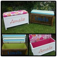 How To Make A Toy Chest Out Of Pallets by Best 25 Pallet Toy Boxes Ideas On Pinterest Pallet Trunk