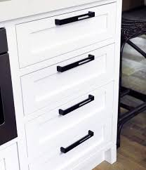 kitchen cabinet knobs black and white top 70 best kitchen cabinet hardware ideas knob and pull