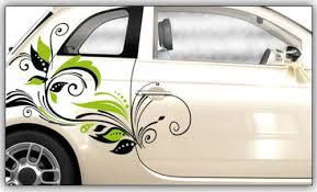 autoaufkleber design ai 4099 autoaufkleber blumenranke lavenda 1 jpg