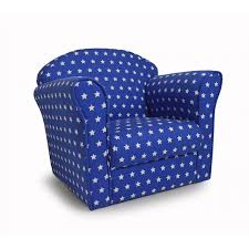 Childrens Armchair Uk Children U0027s Arm Chair Blue With Stars