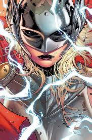 the new thor won t be the first woman to wield the hammer