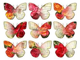 printable butterfly cliparts cliparts zone