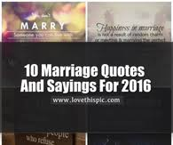 marriage sayings marriage quotes pictures photos images and pics for