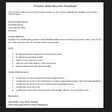 Resume Sample Teacher Assistant by Doc 25503509 Sample Employment Certification Printable Teachers