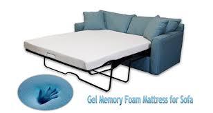 memory foam sofa mattress amazon com dynastymattress 4 5 inch gel memory foam sofa mattress