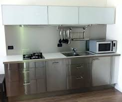 top stainless steel kitchen cabinets stainless steel kitchen