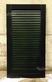 persiana in legno persiana in legno verde 60x120 arredamento e casalinghi in