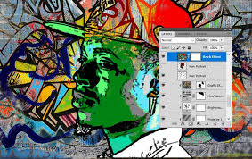 graffiti design how to create a graffiti effect in adobe photoshop