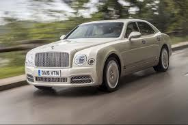 bentley front 2017 bentley mulsanne first drive review smoother quieter more