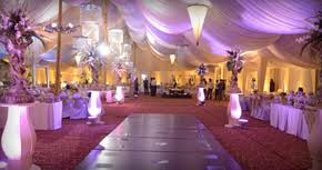 wedding setup tulips event ali azmat fariha khan wedding photos setup