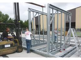 modular unit modular unit frame systems contact sadef