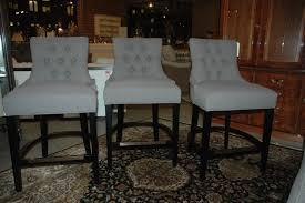 bar stools upholstered breakfast bar stools stool grey counter