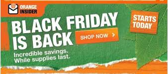 home depot and black friday home depot black friday sale starts today simplistically living