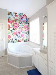 wallpapered accent walls bold wallpaper laundry rooms and laundry