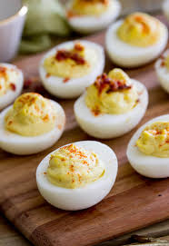 deviled egg dish million dollar deviled eggs sugar spun run