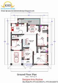 Home Plan And Elevation 1800 Sq Ft – Kerala Home Design And Floor With New Kerala Home Plans