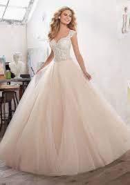 marigold wedding dress style 8126 morilee