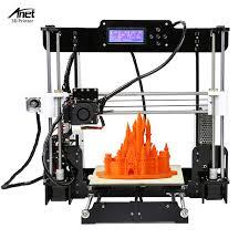 imprimante 3d de bureau haute qualité anet a8 imprimante 3d à shenzhen usine pas cher reprap