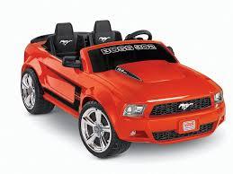 toddler mustang car power wheels mustang 302 12 volt ride on orange toys r us