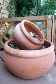 outdoor ceramic pot water fountains ceramic pot water fountain diy