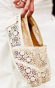 wedding shoes toms tuesday shoesday toms wedges bridal musings