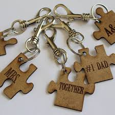 personalized wooden keychains best wood burning gifts products on wanelo