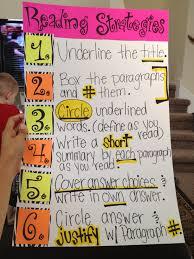 staar reading strategies literacy pinterest reading
